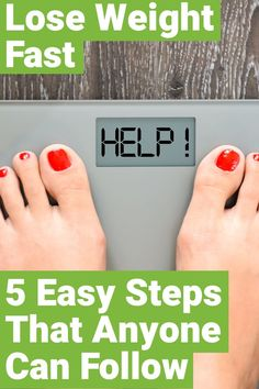 Ready to lose weight quickly? Here are the 5 simple things that I do when I need to lose weight fast. Diet Plans To Lose Weight Fast, Lose Weight In A Week, Need To Lose Weight, Weight Loss Diet Plan, Losing Weight Tips, Fast Weight Loss, Reduce Weight, Weight Loss Plans, Weight Gain