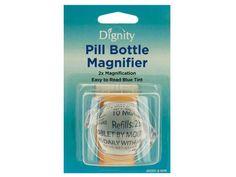 Pill Bottle Magnifier (GW005~24)