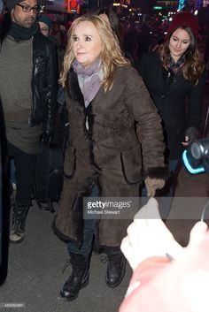 Singer <a gi-track='captionPersonalityLinkClicked' href=/galleries/search?phrase=Melissa+Etheridge&family=editorial&specificpeople=206313 ng-click='$event.stopPropagation()'>Melissa Etheridge</a> attends New Year's Eve 2014 With Carson Daly in Times Square on December 31, 2013 in New York City.