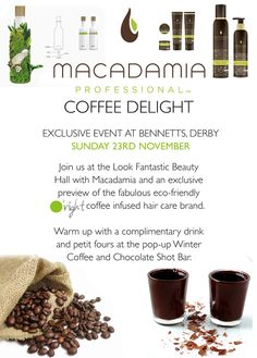 Coffee Delight at Derby Bennetts, Young Ideas http://www.youngideasfashion.com/store/content/206/Young-Ideas-News/