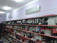 Panele grzewcze z serii Radium - ogrzewanie sklepu