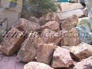 משתמשים בסלע טופז לתכשיטים אך גם במצבו הגולמי משמש הסלע לעיצוב גינות ועיצוב נוף