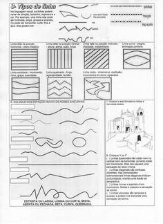 para ensino médio Zentangle Drawings, Arts Ed, Op Art, Kids Education, Art School, Van Gogh, Creative, Irene, Visual Art Lessons