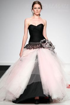 Vestidos de novia originales para 2014, por Jordi Dalmau