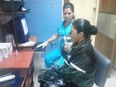 Más de Dos mil Espirometría se han Realizado en el Hospital General del Sur