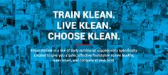 Sports Nutrition | Klean Athlete