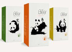 Un packaging de té que representa la felicidad » Blog del Diseño