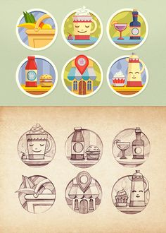 Icons collection | 2012-2013 on Behance