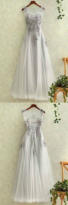 Gorgeous Prom Dress with Corset Back, Prom Dresses,Graduation Party Dresses, Prom Dresses For Teens on Storenvy