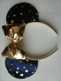 Disney Fantasia Mickey Ears by CraftyOliviaCuties on Etsy https://www.etsy.com/listing/221909401/disney-fantasia-mickey-ears