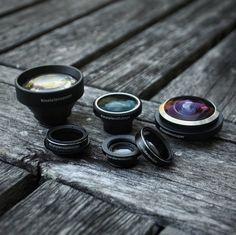 (51) Fancy - Complete Smartphone Lens Set by instaLens