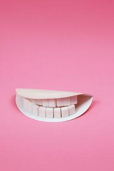 Sugar will ruin your smile! Olivia Fremineau