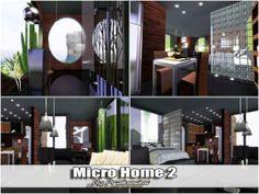 Found at: http://www.thesimsresource.com/artists/Pralinesims/downloads/details/category/sims3-lots-residential/title/micro-home-ii/id/1226221/