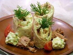 tortila plněná cottage,koprem a tuňákem (pom. Guacamole, Cabbage, Tacos, Toast, Mexican, Vegetables, Ethnic Recipes, Food, Essen