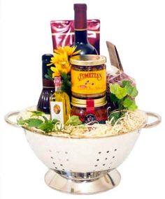 Housewarming, New Home, New Apartment Gift Baskets ...Elegantly Expressed...847-277-1483