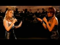 Mariah Carey ft Whitney Houston  When You Believe HD #carolinasplajoseginer