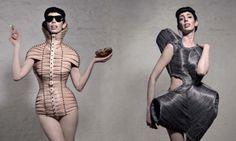 sculptural fashion - Cerca con Google