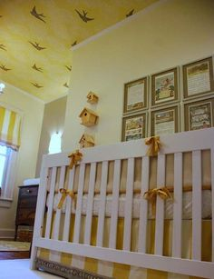 Ideas on beautifying small spaces #Nursery