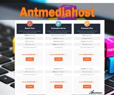 Antmediahost is providing managed hosting services from the past ten years. Services include dedicated, VPS and collocation. Services are reliable with best hardware and data center CDC international. Hosting services are equipped with number of features.  All servers have quality disk drive in order to support I/O is faster in data management. SSL certificate services help in customer's data security that is easy and faster in activation.