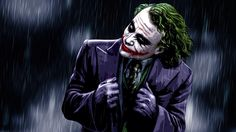 The joker.  Awesome!