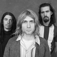 When I was doing drugs, it was pretty bad. There was no communication. Krist and Dave, they didn't understand the drug problem. They'd never been around drugs. -Kurt Cobain