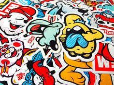 Graffiti Sticker Pack