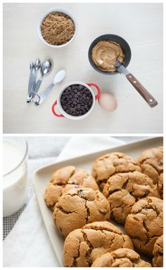 Use CF chocolate chips