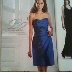 Bridesmaid dress from Bridal Guide September/October 2011