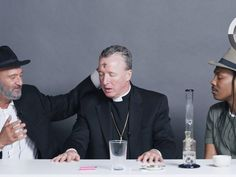 A Rabbi, a Priest and an Atheist Smoke Weed Together | CannaSOS