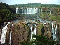 Iguazú, Argentina, es uno de los lugares más especiales de nuestro planeta