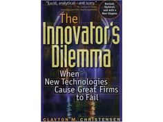 """""""The Innovator's Dilemma,"""" by Clayton Christensen  Steve Jobs was """"deeply influenced"""" by Clay Christensen's classic, according to his biographer. The HBS professor introduced Corporate America to the concept of disruptive innovation — or the idea of how new, low-end products can eventually completely take over a market. It proved to be extremely prescient — just look at companies like Netflix.  Read more about Clay Christensen's """"The Innovator's Dilemma."""""""