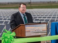 Salt River Project officials on Thursday unveiled a new low-cost solar power plant in Florence that is now supplying power to the Phoenix-area utility at a price competitive with more traditional power plants like natural gas.  MORE: link www.azcentral.com
