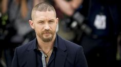 Tom Hardy, star of Mad Max: Fury Road
