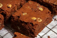 Emma Dean's catalogue of recipes which featured on My Market Kitchen. Emma Dean, Orange Brownies, My Market, Tray Bakes, Biscuits, Sweet Treats, Sweets, Baking, Kitchen