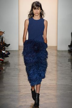 Peter Som Fall 2014 Ready-to-Wear - Style.com