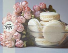 Delicate Vanilla Macaron