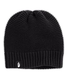 c3d4e4c7e05 The North Face Womens Purrl Stitch Beanie TNF Black One Size     Check out  the image by visiting the link. (Note Amazon affiliate link)