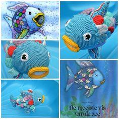 mooiste vis van de zee haken - Google Search