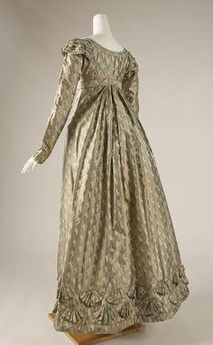 1820 Dress | British | The Metropolitan Museum of Art
