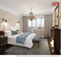 Дизайн спальни с присоединенной лоджией http://www.ok-interiordesign.ru/blog/dizayn-spalni-s-prisoedinennoy-lodzhiey.html