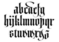 rounded uncial variant