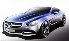 Mercedes-Benz SL и SLK следующего поколения обрастают новыми подробностями | TopGear
