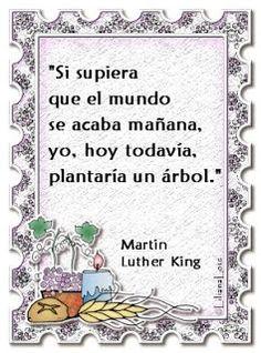 Frases celebres Martin Luther King