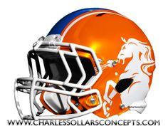 Charles Sollars Concepts @Charles Sollars @Charles Sollars http://www.charlessollarsconcepts.com/denver-broncos-orange-helmet-concepts/ #broncos #nike #NFL #denver