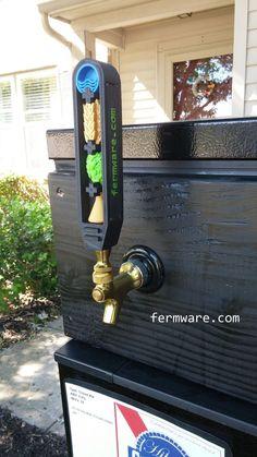 Witch/'s Brew Beer Tap Handle Draft Beer Kegerator Home Bar Custom Faucet Lever