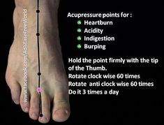 Acupuncture For Migraine Heartburn/acupuncture How To Relieve Heartburn, Heartburn Symptoms, Home Remedies For Heartburn, Reflux Symptoms, Heartburn Relief, Heartburn Medicine, Acupressure Therapy, Acupressure Treatment, Massage