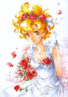 a dream of roses by Naschi.deviantart.com on @DeviantArt