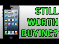 Is the iPhone 5 from Apple still worth buying?