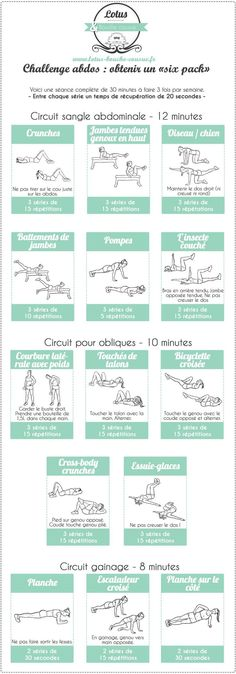 Challenge ventre plat « Six Pack – Flat belly challenge «Six Pack – Bikini Challenge, Flat Belly Challenge, Body Challenge, Workout Challenge, Six Pack Abs Workout, Yoga Fitness, Fitness Workouts, Workout Routines, Training Workouts