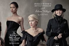 Diane Keaton Is All Of Us On The Cover Of The Vanity Fair 2016 Hollywood Issue
